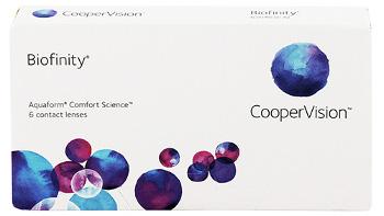 Biofinity – opis marki i odpowiedniki handlowe soczewek